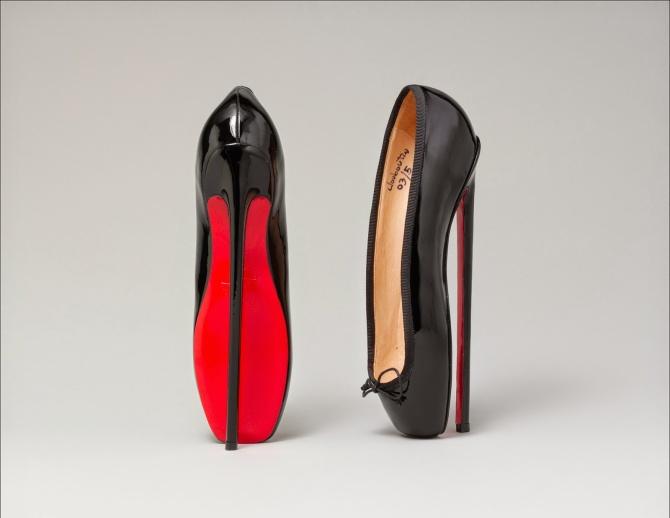 Louboutin ballet heels.jpg